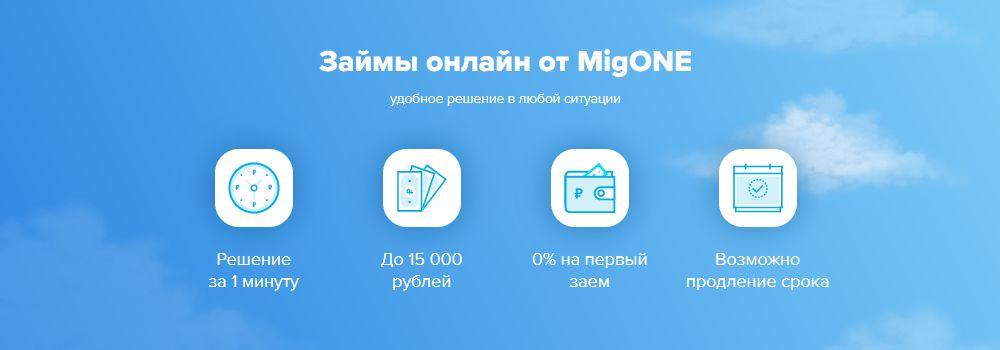 Причины востребованности займов Migone